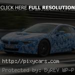 2014 BMW i8 Picture