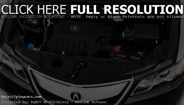 2015 Acura MDX Engine