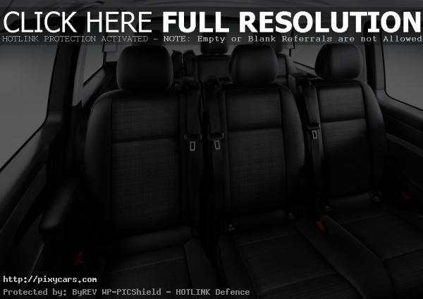 2015 Mercedes Benz Vito interior seating