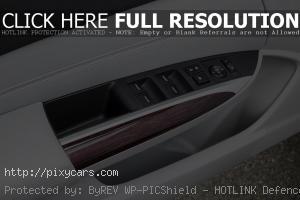 2015 Acura TLX Door Panel