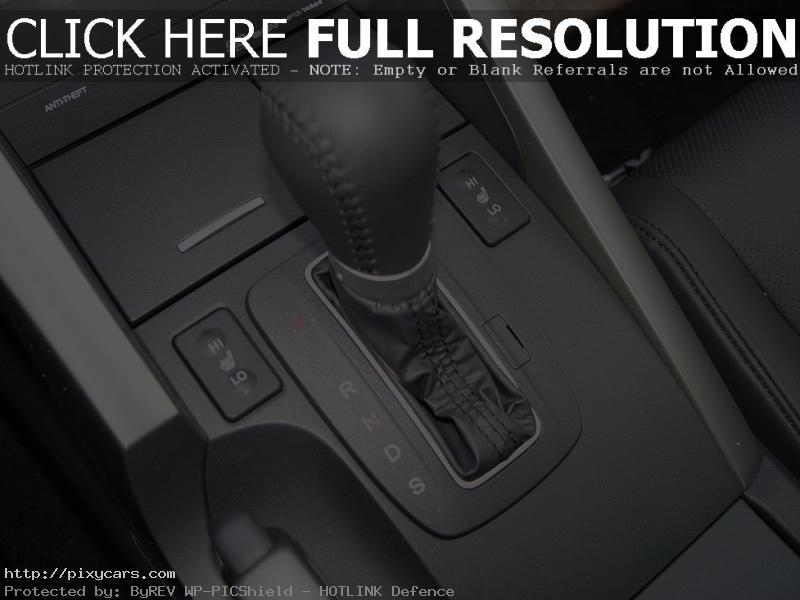 2015 Acura TLX Gears