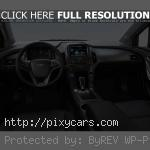 2015 Chevrolet Volt Interior View