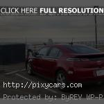 2015 Chevrolet Volt Rear View