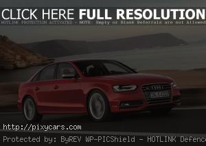 2015 Audi S4 On Road