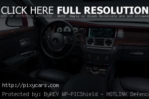2015 Rolls Royce Ghost II Interior