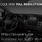 2015 Nissan Armada Interior Front