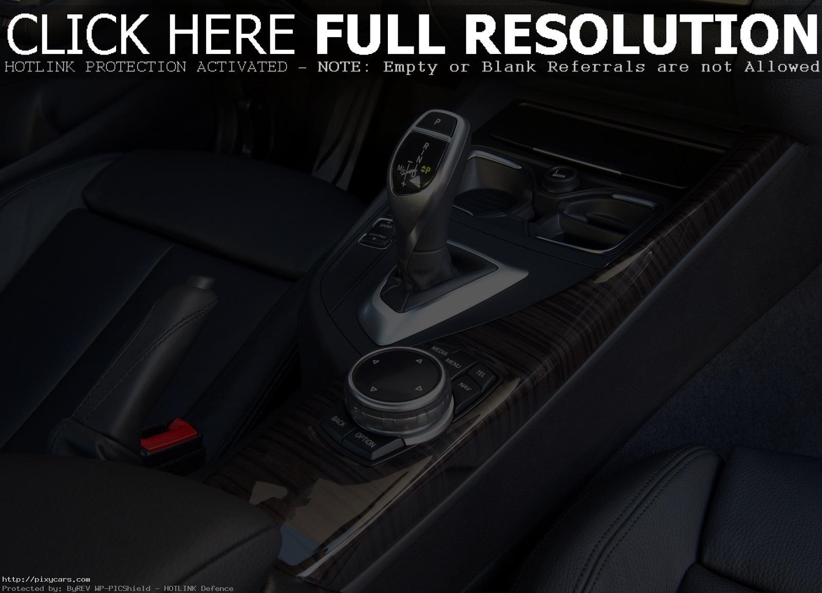 2015 BMW M235i Shift Lever