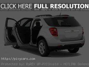 2015 Chevrolet Equinox Open Door View