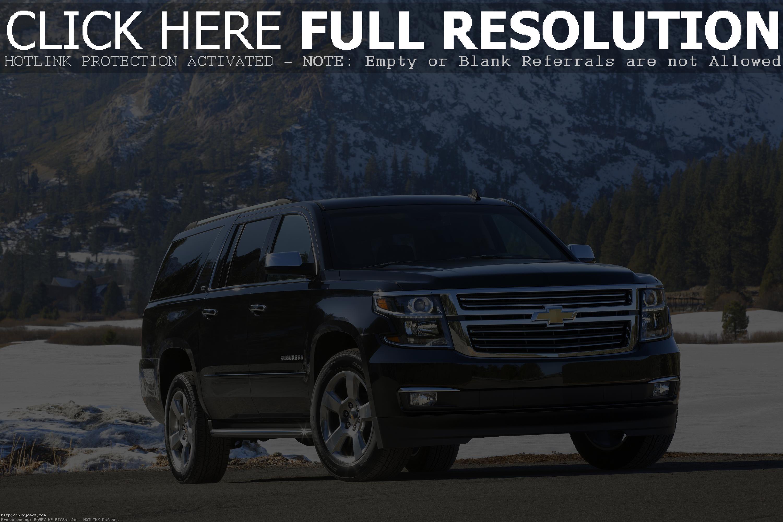 2015 Chevrolet Suburban in Black Front Passenger Side in Lake Tahoe