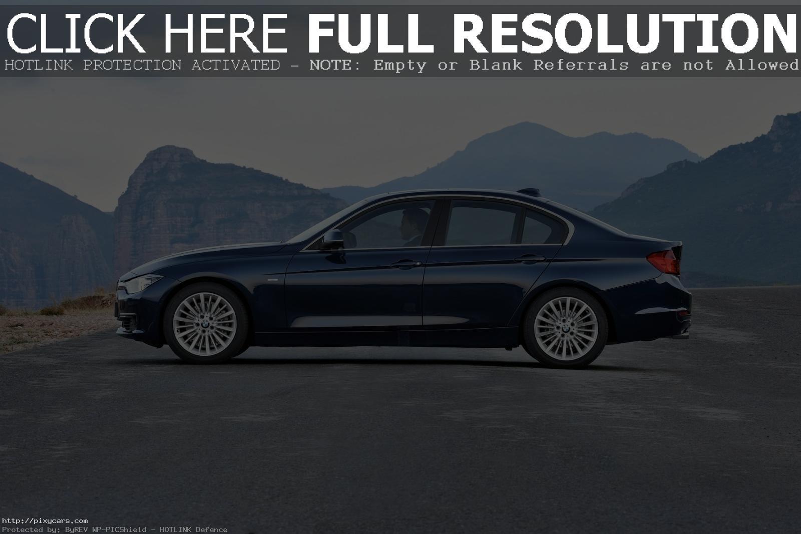 2015 BMW 328d Left Exterior