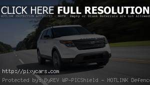 2015 FORD Explorer On Road