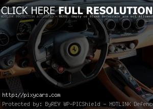 2015 Ferrari F12 Berlinetta Steering Wheel