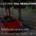 2015 Ferrari 458 Italia Front Top View