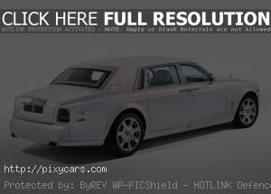 2015 Rolls Royce Phantom Right Exterior