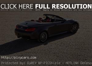 2015 Infiniti Q60 Convertible Features
