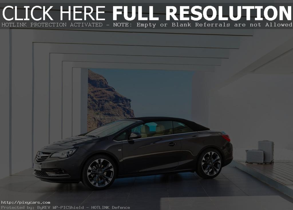 2015 Opel Cascada Gallery